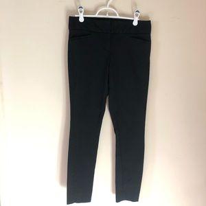 The Limited black skinny dress pants